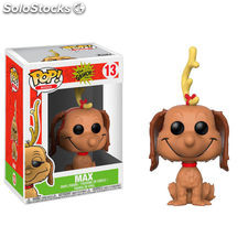 Figura POP! Vinyl The Grinch Max the Dog