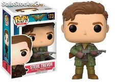 Figura pop wonder woman movie: steve trevor PLL02-FFK12542