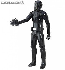 Figura Star Wars 30cm. Rogue One Soldado De La Muerte Imperial