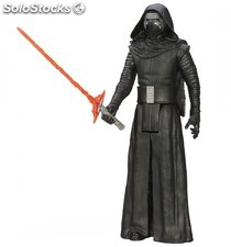 Figura Star Wars Ultimate 30cm. Kylo Ren Episodio VII