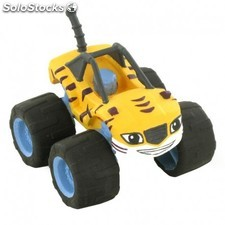 Figura Stripes Blaze and The Monsters Machines 5cm