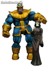 Figura thanos marvel select 18 cm