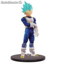 Figura Vegeta Blue Dragon Ball Dxf SSJ