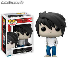 Figura Vinyl POP! Animation Death Note L