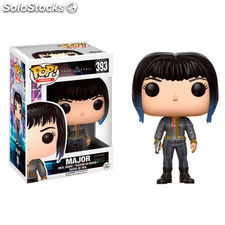 Figura Vinyl POP! Ghost in the Shell Major in Bomber Jacket