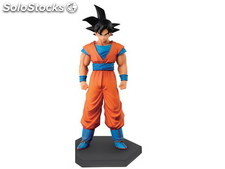 Figuras banpresto dragon ball goku chozo 15 cm