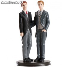 Figurina dolce matrimonio Gay