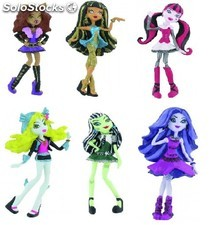 Figuritas Monster High