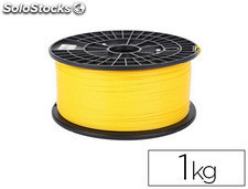 Filamento 3D colido gold abs 1,75 mm 1 kg