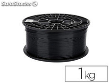 Filamento 3d colido gold abs 1,75 mm 1 kg negro