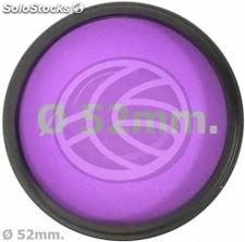 Filter FLD fluorescent light photography lens of 52 mm for (EG33)