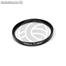 Filter macro photographic +1 for 62mm target (JM33)