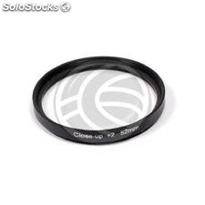Filter macro photographic +2 for 52mm target (JM41)