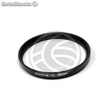 Filter macro photographic +2 for 58mm target (JM42)