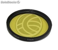 Filter photography yellow 52mm lens (EI33)