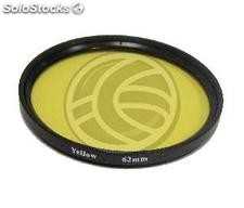 Filter photography yellow 62mm lens (EI35)