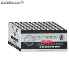 Filtros dark horse discovery carbono 5.4MM