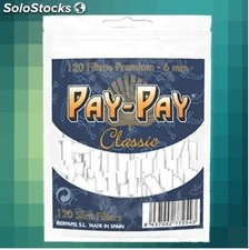 Filtros pay-pay 6MM