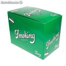Filtros smoking regular 8MM extra long
