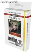 Final Fantasy - Fire/Ice FF-VIII [Display 6 mazos]