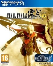 Final fantasy type-0 hd/PS4