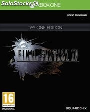 Final fantasy xv D1 edti/x-one