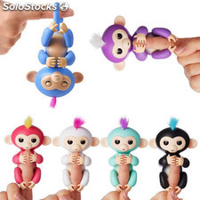 Finger Monkey bebe mono interactivo CE