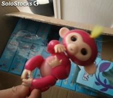 Fingerlings Monkey mono interactivo