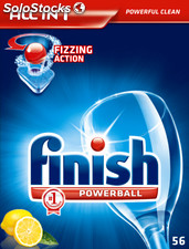 Finish All in One Power Ball 56pcs
