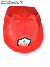 Fire chief pvc helmet