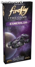 Firefly The Game Expansion Esmeralda [Inglés]