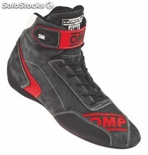 First evo zapatillas omp antracita/rojo talla 45