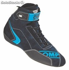 First evo zapatillas omp navy azul/cyan talla 40