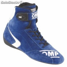First high botines azul talla 40