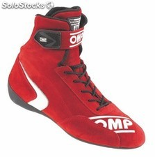 First high botines rojo talla 40