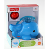 fisher price ballena baño