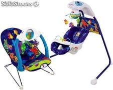 Fisher Price Ocean Wonders Swing & Bouncer Combo