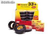 Fita isolante scotch 33+ 3M