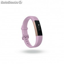 Fitbit - Alta HR Wristband activity tracker OLED Inalámbrico Oro rosado