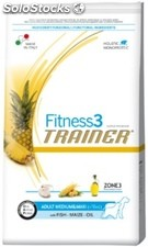 Fitness3 Adult Medium/Maxi Salmón Grain Free 3.00 Kg