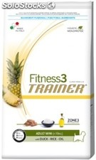 Fitness3 Adult Mini Duck-Rice-Oil 7.50 Kg