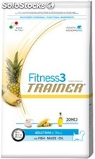 Fitness3 Adult Mini Fish-Maize-Oil 2.00 Kg