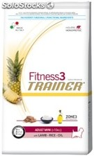 Fitness3 Adult Mini Lamb-Rice-Oil 2.00 Kg
