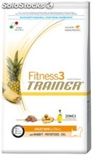 Fitness3 Adult Mini Rabbit-Potatoes-Oil 2.00 Kg