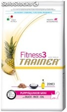 Fitness3 Puppy&Junior Mini Duck-Rice-Oil 2.00 Kg