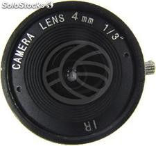 Fixed Lens cctv Camera and 4.0 mm F1 2 (VX61)