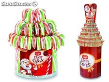Fizzy giga candy canes 50G
