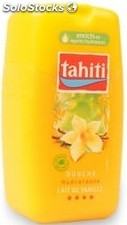 Flacon 250ML douche vanille tahiti
