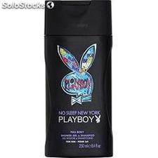 Flacon 250ML gel douche new york playboy