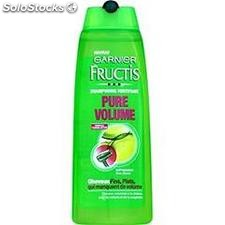 Flacon 250ML shampoing pure volume fructis